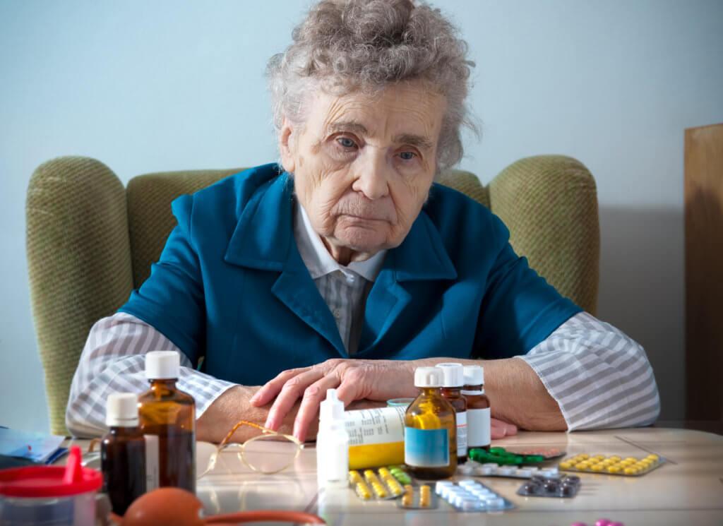 højt piller forbrug i almen praksis