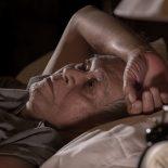 sleepless Senior Man